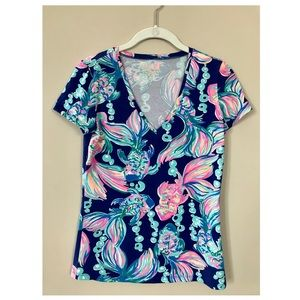 Lilly Pulitzer - Michelle Tee - Size XS